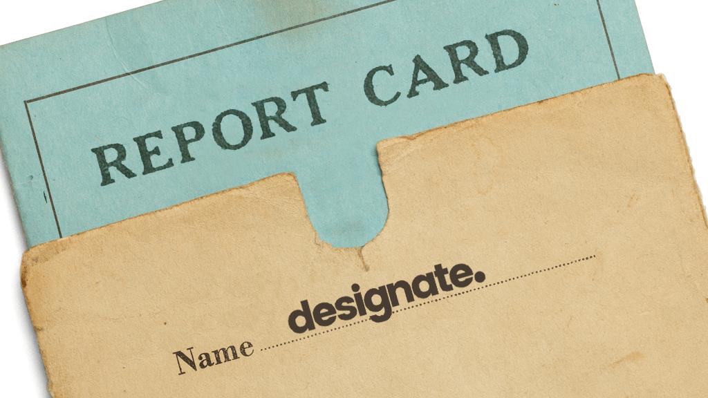 School Reports Designate